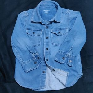 Gap 1969 jeans jacket size 4years